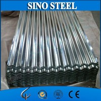 SGCH full hard galvanized corrugated roofing sheet metal roof tile