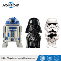 china supplier Superhero/Iron man/Star War USB 2.0 Memory Stick Flash pen Drive 4GB-32G , Free sample