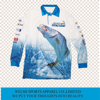 Custom Tournament Fishing Jerseys Fishing Shirts Design