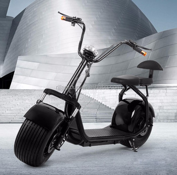 Leadway 2000w covered e-scooter