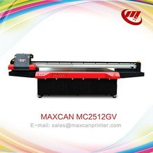 Large size UV digital inkjet printer for wood door / MDF with low cost