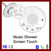 new product -SH92024 suction cup speaker bluetooth speaker shower head