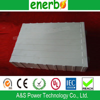 12v 30Ah Battery pack LiFePO4 Type with BMS PVC Prismatic Lithium Phosphate Batteries from Enerbe A&S Power