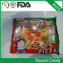 HALAL Pizza shaped gummy candy gummy pizza candy