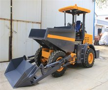 mini self loading dumper/site dumper