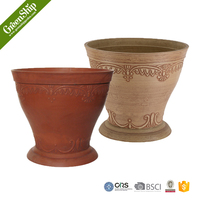 large pots for planting trees/ Durable/20years lifetime