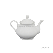 white high quality porcelain unique hot sale ceramic coffee pot