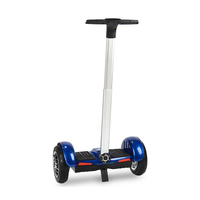 HTOMT 2017 10Inch 2 Wheel Smart Self Balancing Electric Scooter with Handle Bar