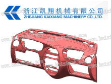 auto part plastic injection mould/car grille mold making in zhejiang