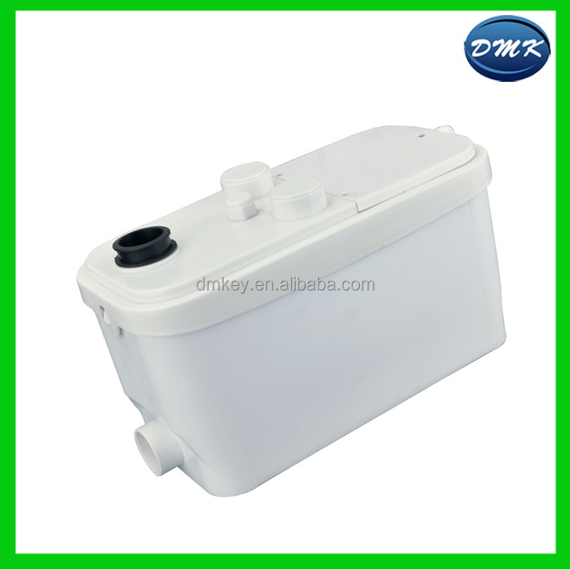 Toilet waste water pump