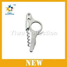 promotional aluminum alloy wine bottle opener,cylinder bottle openers,luxury wine opener