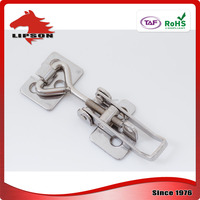 Electrical Panel Ventilation stainless steel cabinet spring hasp