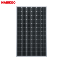 china suppliers best price transparent home use solar water 250w pv panel
