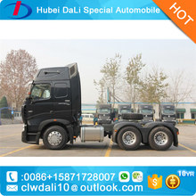 HOWO A7 6x4 340HP tractor truck, tractor head, big loading capacity tractor