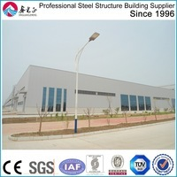New Products On China Market steel structure warehouse in mexico with steel roof trusses