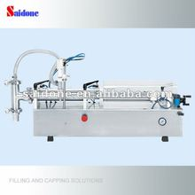 Semi-automatic piston honey filling pump machine