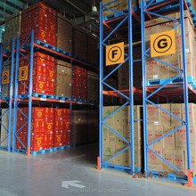 China supplier New products pallet rack with steel beam for storage warehouse