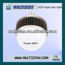 China factory quality 80W E40 LED led high bay light fixture flameproof lights