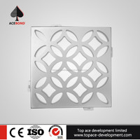 sound insulation product aluminum decorative types of ceiling materials plastic interior wall decorative panel lowes