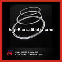 piston ring set S6D95-5 engine spare parts 6207-31-2501