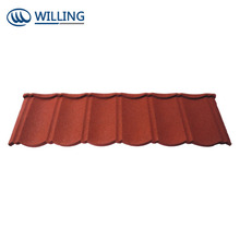 China roofing sheet metal roofing shingles manufactory