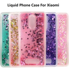 Shiny Bling Fancy Liquid Silicone Protective Back Cover Casing Phone Case For Xiaomi Redmi Note 2 3 4 Mi4 Mi5 4C 4S