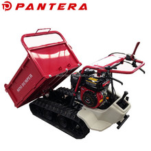 320kg Loading Loader 4x4 Mini Dumper Different Use Garden Transporter