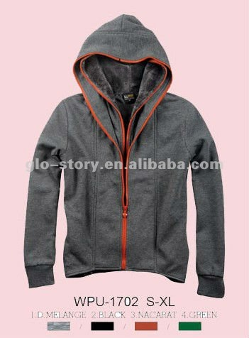 ladies fashion double placket knitting jackets 2013