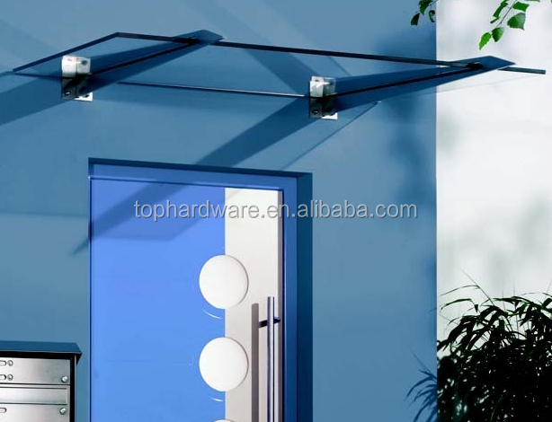 awnings and canopies polycarbonate,plastic door canopy awning