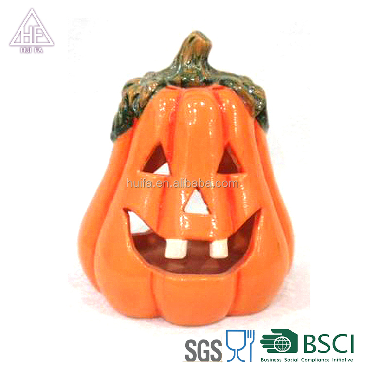 wholesale unique new halloween pumpkin home and garden decorations