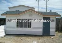 B.R.D modern beautiful prefab moveable villa wodden container houses for sale