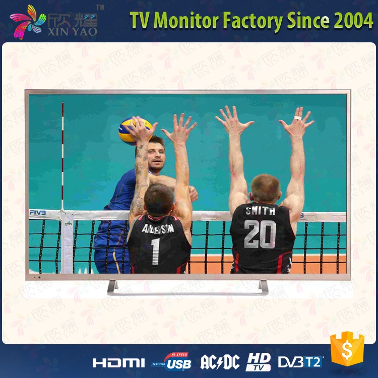 high quality tv hd 32 inch flat screen tv 16:9 led tv price in india
