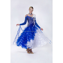 new fashion ballroom dance competition dress standard B-1465