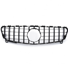 Front for Mercedes Benz W176 A class GT R GTR Grille A180 A200 A260 A45 2013-2015/ 2016+ Auto Racing