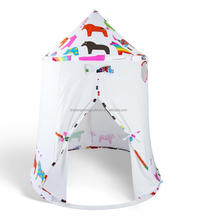 Teepee Tent for Kids with Pattern,Our Tents are Great for Camping Indoor Your Kid will Play for Hours