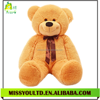 High Quality Unstuffed Plush Giant Teddy Bear 180CM
