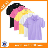 Promotional Custom Polo T Shirt High