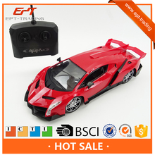 1 16scale plastic electric remote control toy rc red racing car