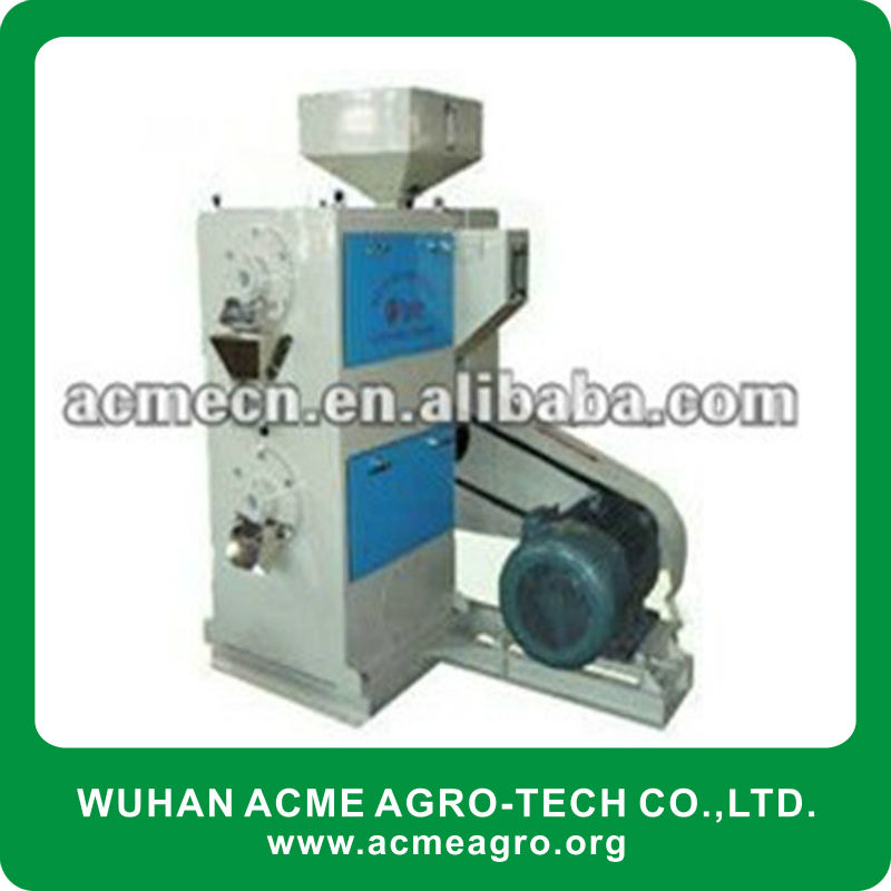 MNMF Electric Sand Roller Compact Rice Mill