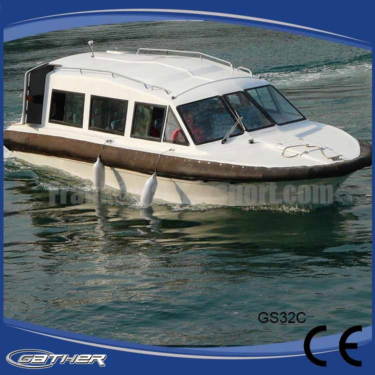 Gather yacht low price professional Fiberglass Boat Building