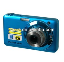 CMOS 2.7 TFT LCD 15 mega pixels digital camera
