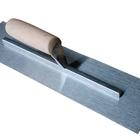 Carbon steel finish trowel