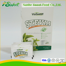 Stevia blend stevia and erythritol blend in sachets,enzyme treated stevia