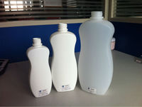 plastic shampoo&bodywash&boay milk bottle