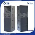 SPE Audio,Cobra 4 Line array system mix consol Dynacord Cobra 4 subwoofer speaker