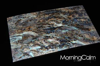 Dragon Paua Veneer Sheet (Mother of Pearl MOP Shell Overlay Inlay Luthier Nacre)