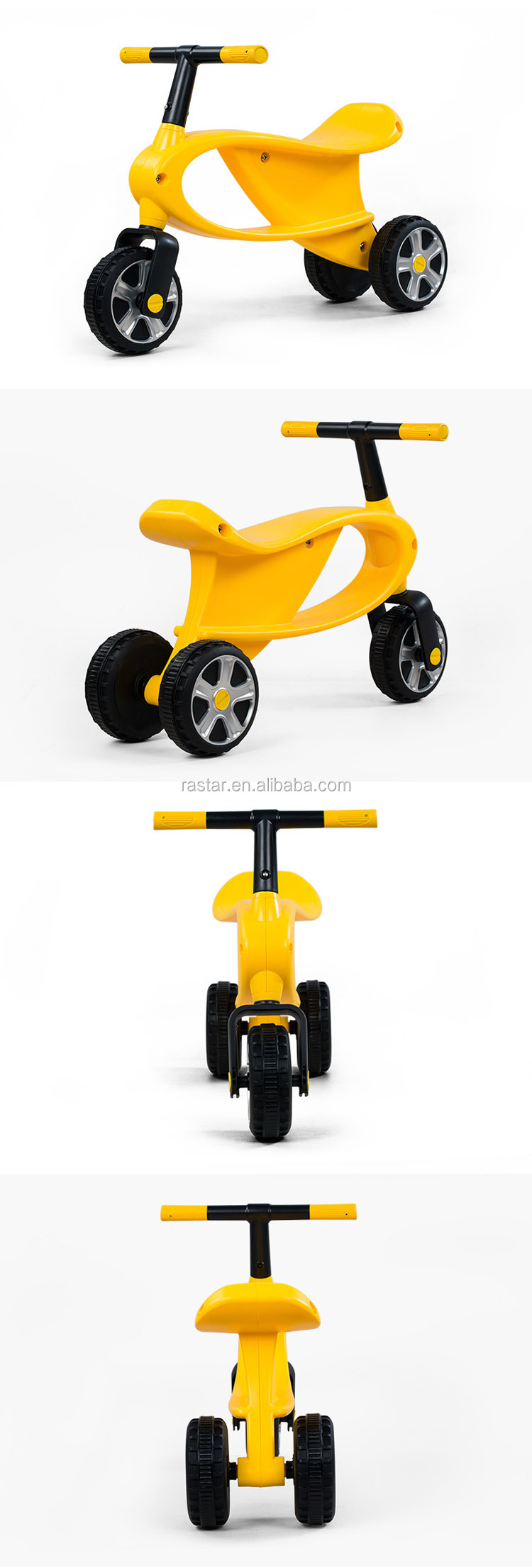 Rastar hot sale new model toy bicycle gogo bike