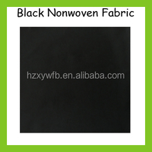 Black Spunlace Nonwoven Fabric Bamboo Face Charcoal Mask