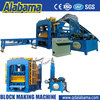 highest performance fine workmanship fully automatic concrete block making machine