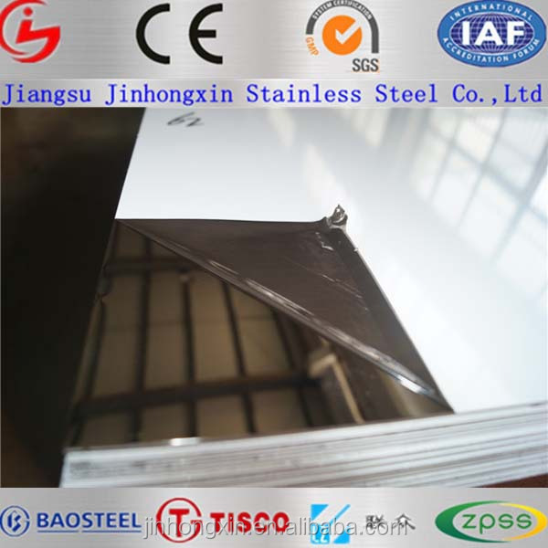 decorative steel stainless steel sheet 304 mirror square meter price